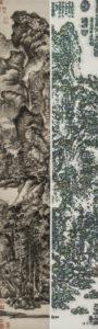 陈俊-《经典-今典NO.3》-200×60cm-宣纸-水墨-丙烯-矿物色-2015-copy.jpg